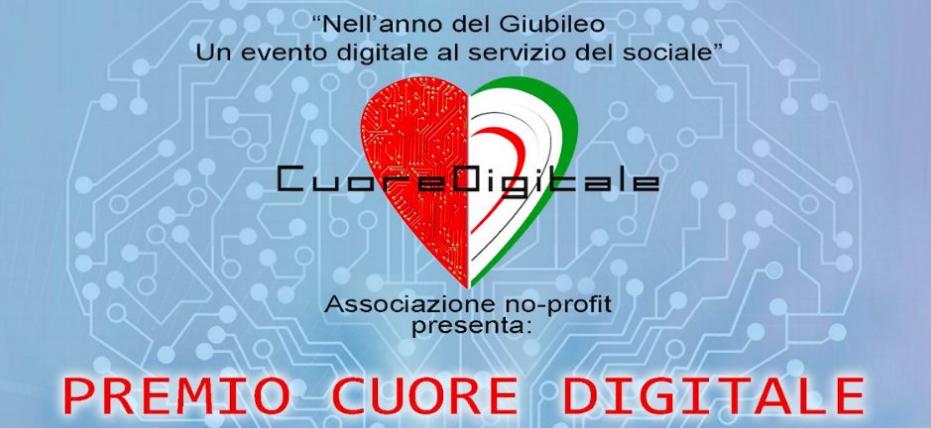Premio Cuore Digitale 2016: la tecnologia che ha a cuore ilsociale