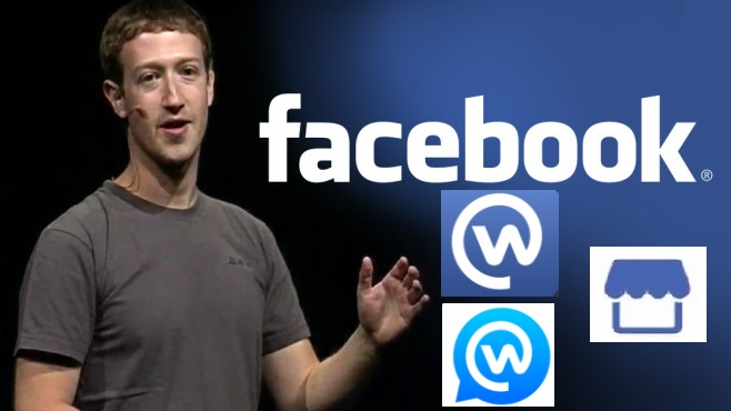 Facebook e le nuove features per le aziende: Workplace & Marketplace