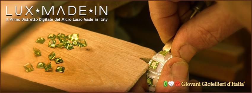 Lux Made In & Gioielli Dop: il lusso del made in Italy sidigitalizza