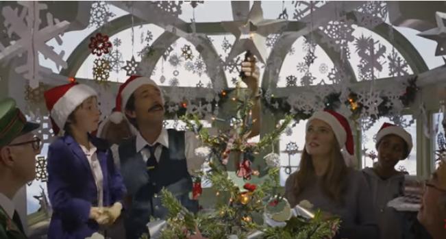 Gli spot di Natale 2016 che impazzano sulweb