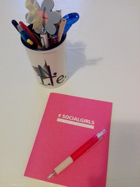 #SGRosaDigitale e il mio speech Blogging per start up con il case studyN.I.Te