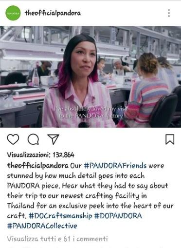 instagram marketing pandora video