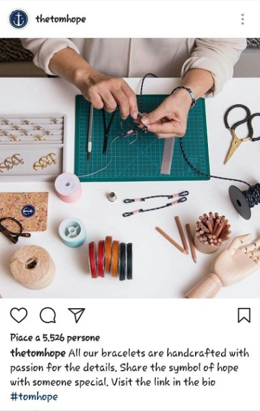 instagram marketing thetomhope