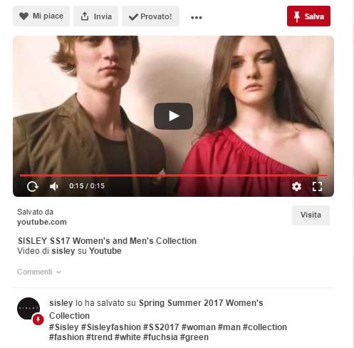 Come promuovere un brand su Pinterest