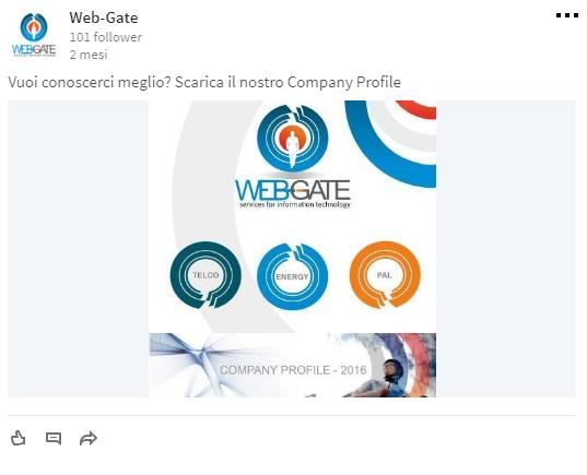 Web Gate e l'app Salvavita che ti avvisa