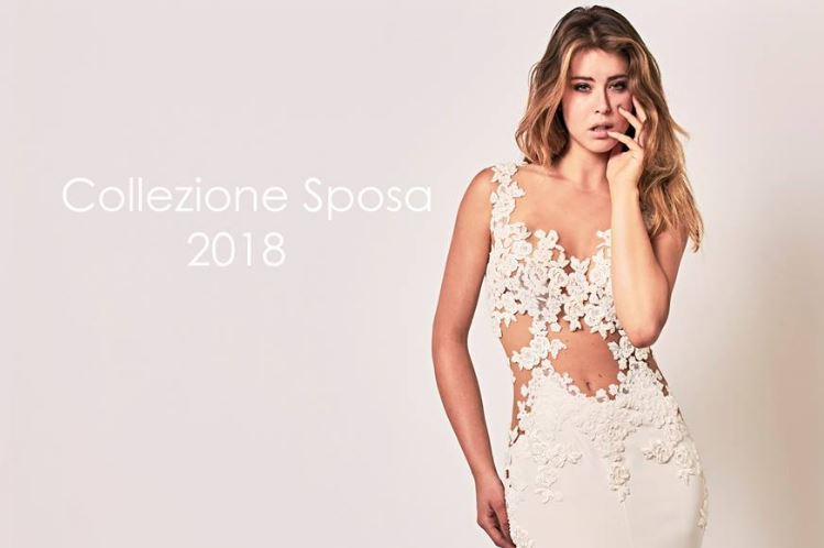Abiti da sposa su misura made in Italy: collezione 2018 AtelebaSposa