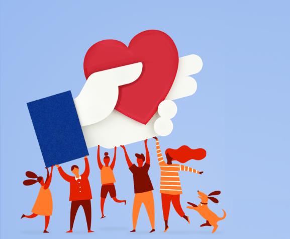 Facebook: come avviare una raccoltafondi