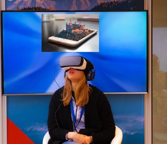 Excursus sulla realtà aumentata e virtuale tra mostre d'arte, app e startup