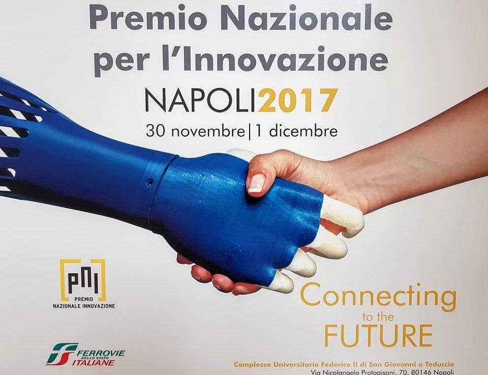 Il Premio Nazionale dell'Innovazione 2017 aNapoli