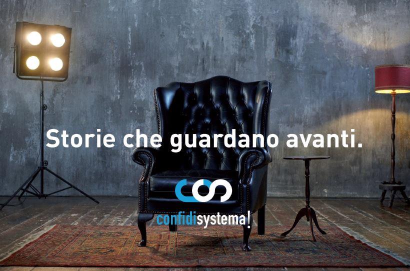 Le Storie: la nuova campagna pubblicitaria crossmediale di ConfidiSystema!