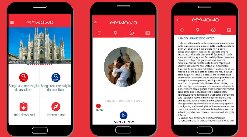 MyWoWo, la travel app multilingue con le meraviglie del mondo: l'intervista al ceo della start up Stratos Baschenis