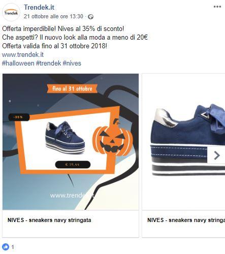 Trendek e-commerce_cosa pubblicare sui social per Halloween
