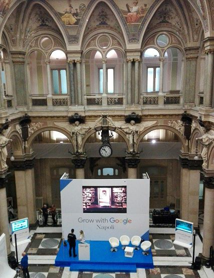 Su Google Arts & Culture debutta l_arte di Napoli _ Camera di Commercio di Napoli_ Grow with Google_ foto by GioDiT_