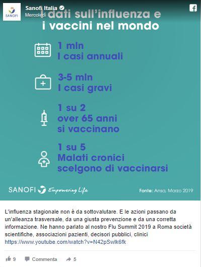 Sanofi_influenza_importanza dei vaccini