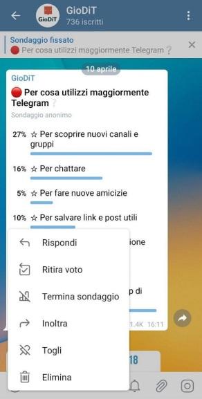 case study canale Telegram GioDiT_Giovanna Di Troia