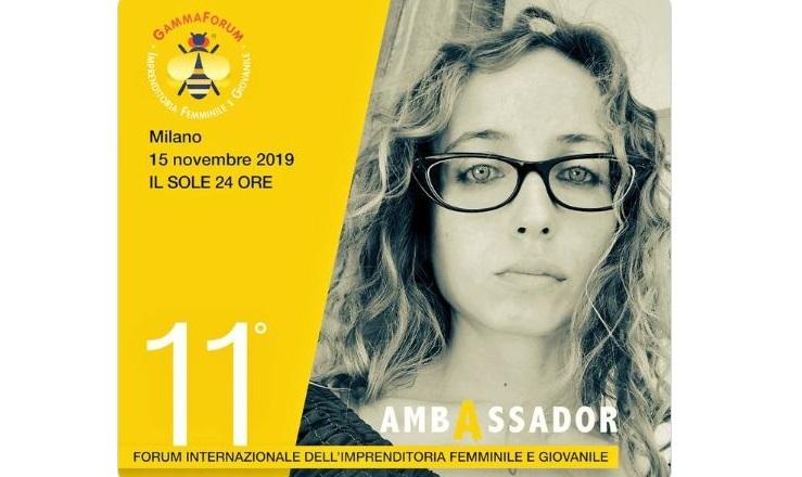 GammaForum: il Forum Internazionale dell'Imprenditoria Femminile e Giovanile & il Premio GammaDonna2019