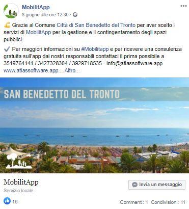San Benedetto del Tronto: MobilitApp