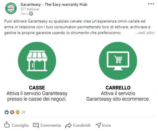 La digitalizzazione di scontrini e garanzie: l'intervista al Ceo di Garanteasy