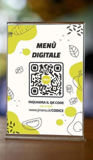 Menù digitale la digital transformation del settore food con JMENU [Intervista]
