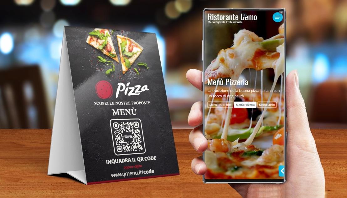 Menù digitale la digital transformation del settore food Intervista JMENU