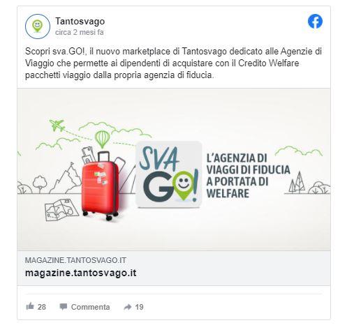 GoWelfare: la piattaforma digitale e l'app per il Welfare aziendale di Prossimità